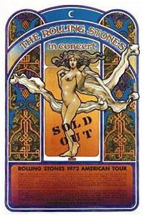 quotthe rolling stonesquot concert posters